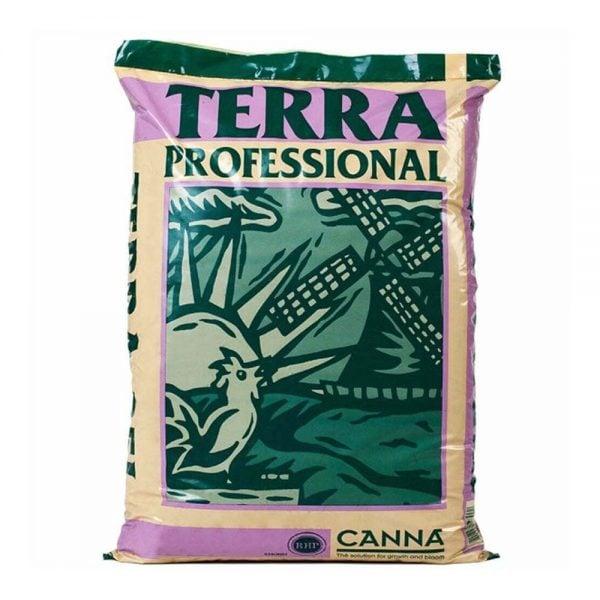 Canna Terra Professional, Canna, Soil