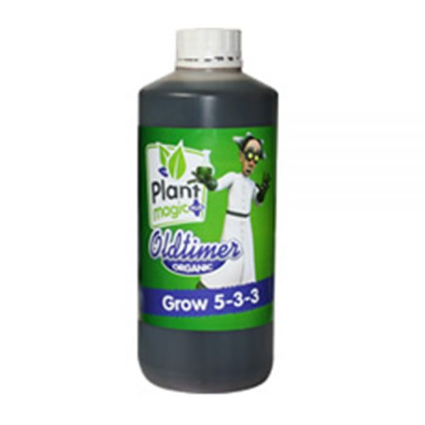 PLANT MAGIC OLD TIMER GROW, Plant Magic, Nutrients